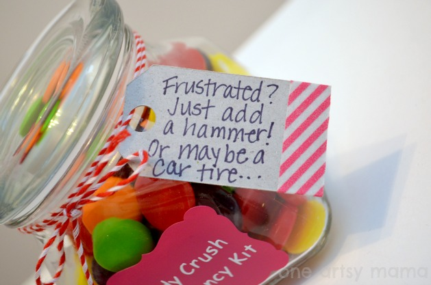 Candy Crush Emergency Kit