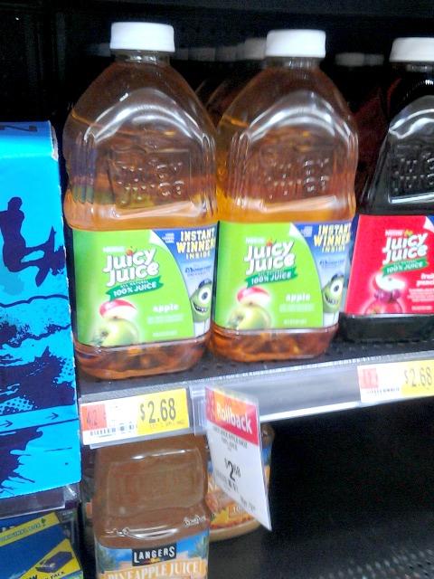 Juicy Juice #shop