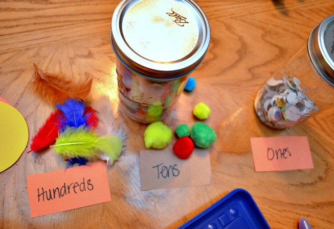 Math Monster Activity