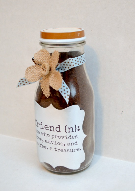 Friend Coffee Bottle