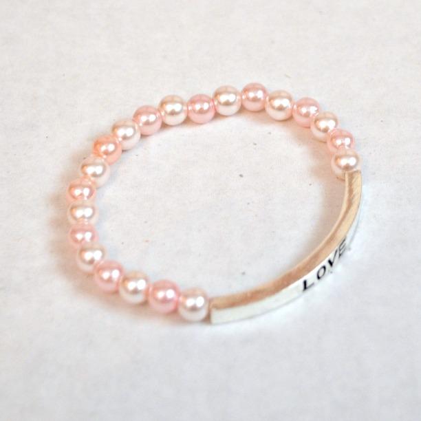 Pearl Love Bracelet