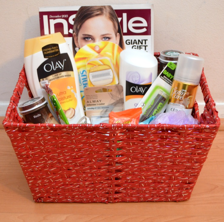 New Mom Gift Basket: Walgreens Holiday Gift Guide