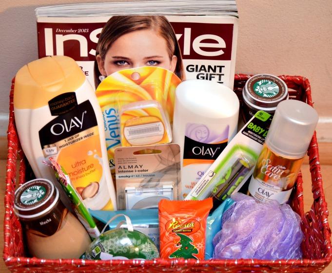 Gifts For New Moms Part - 46: Mom Gift Basket #shop