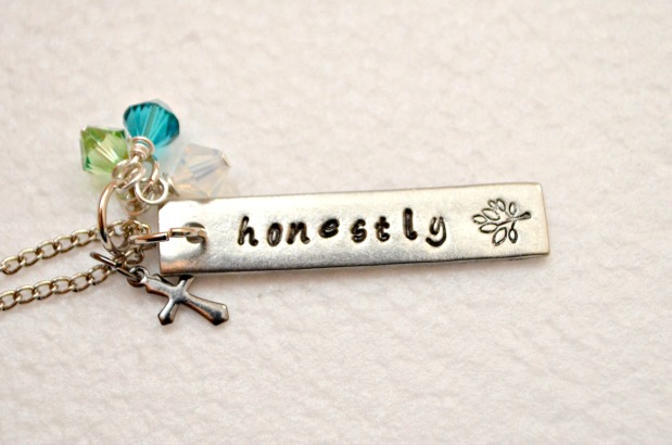 Honestly Necklace