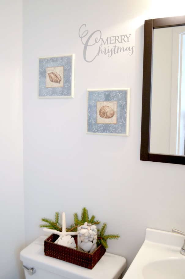 Merry Christmas Wall Decor & a Silhouette Giveaway!!!