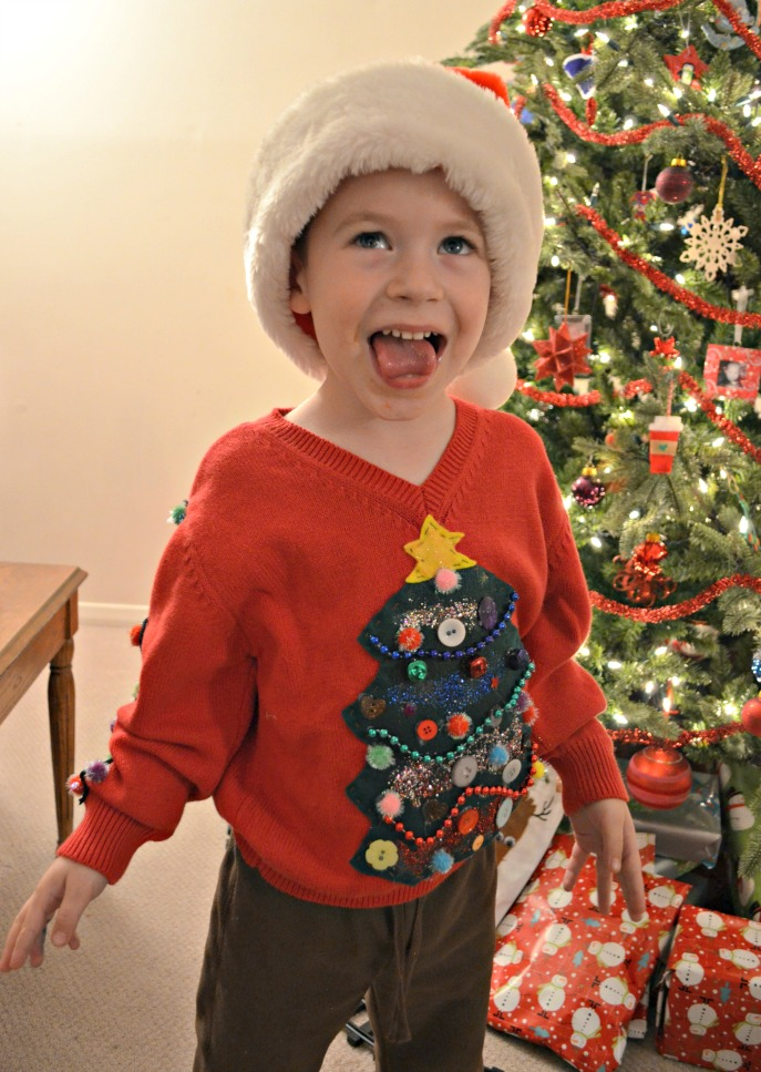 Diy Ugly Sweater Amy Latta Creations