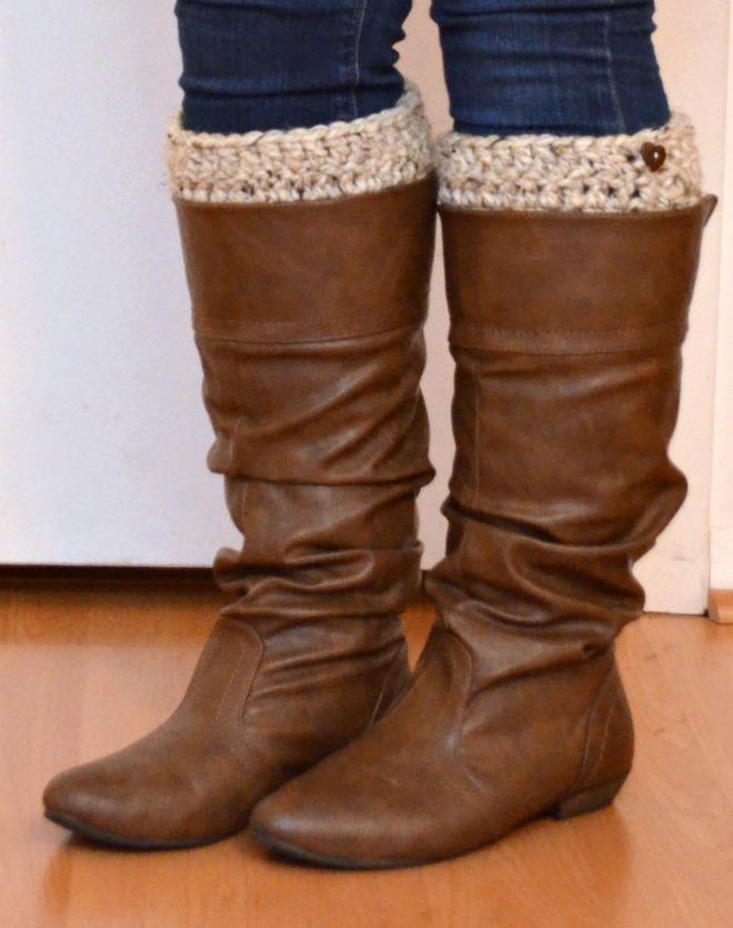 Honestly Simple Crochet Boot Cuffs Amy Latta Creations