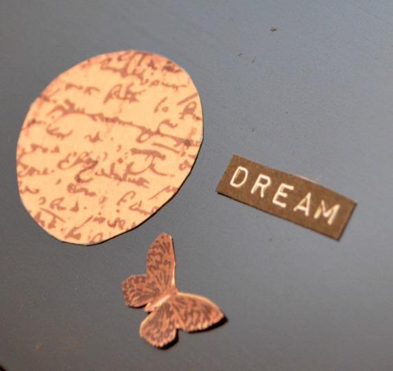 Mod Podge Dream Necklace
