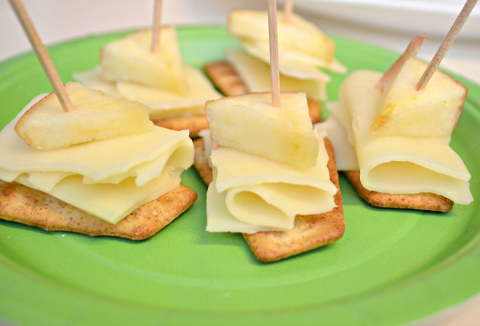 Game Day Snacks: Alpine Lace