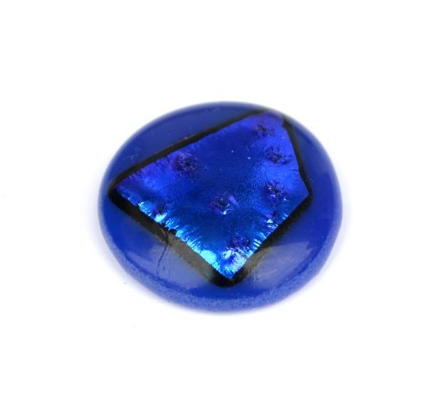 Dichroic Glass Pendants
