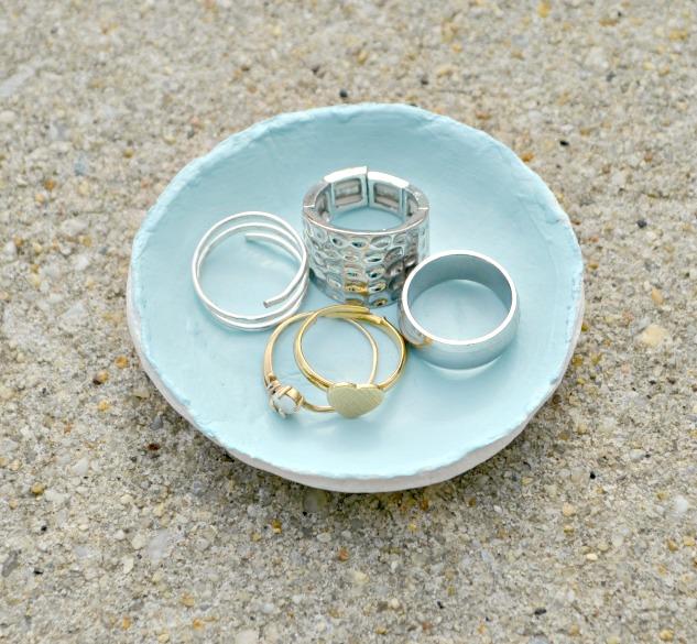 Clay Jewelry Dish