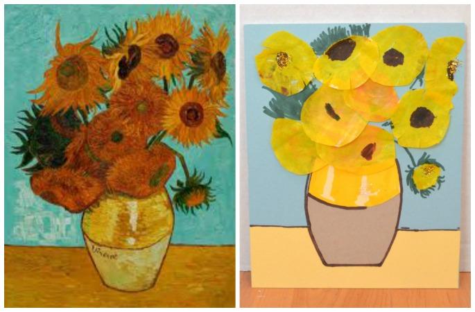 Elmer's Board Mate Sunflowers