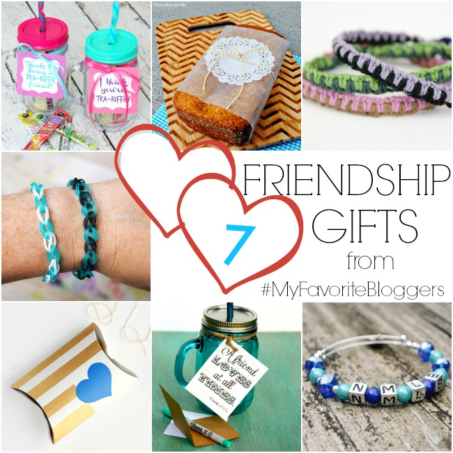Friendship Gifts #MFB