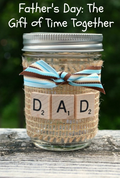 Father's Day Gift of Time
