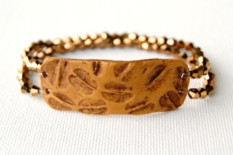 Coffee Bracelet