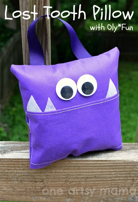 Lost Tooth Pillow