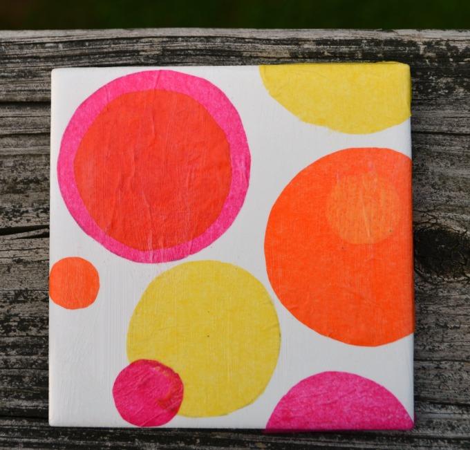 Circle Coasters