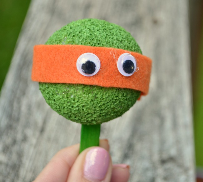 TMNT Puppet