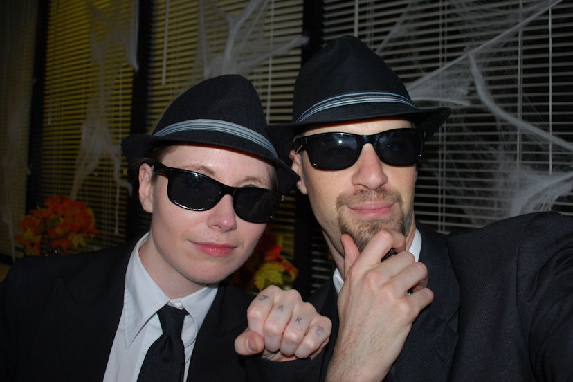 DIY Blues Brothers Costumes - Amy Latta Creations 785b1bacc10