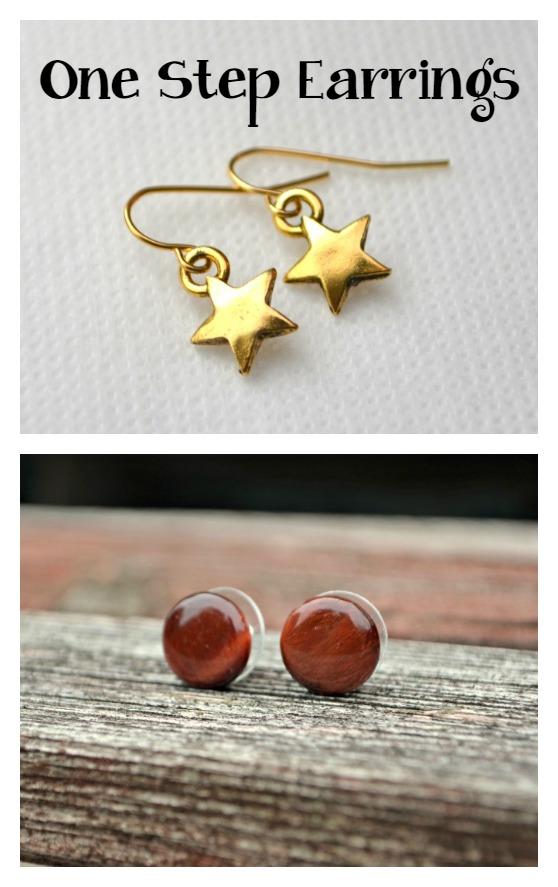 One Step Earrings
