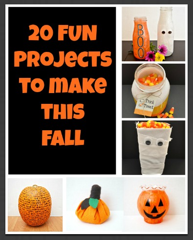 20 Projects to Make This Fall