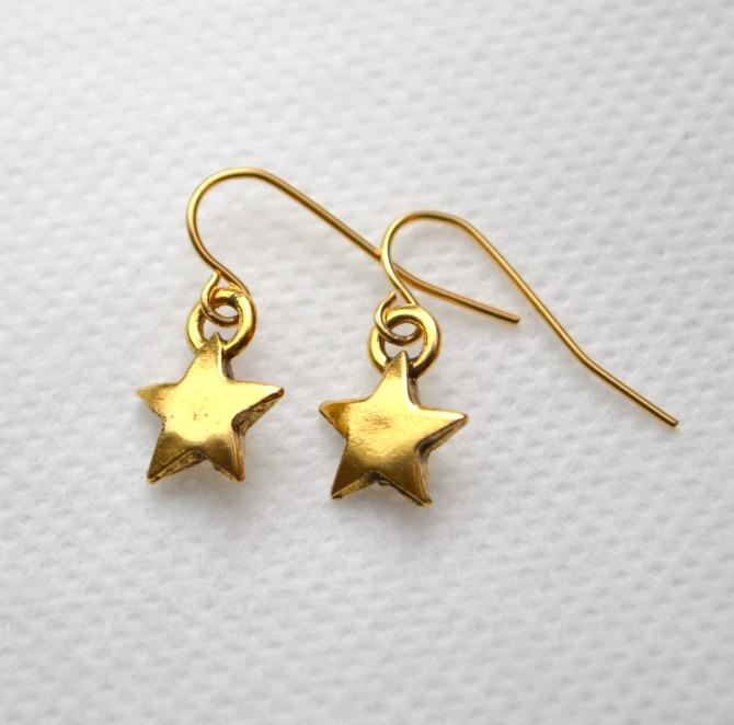Little Star Earrings