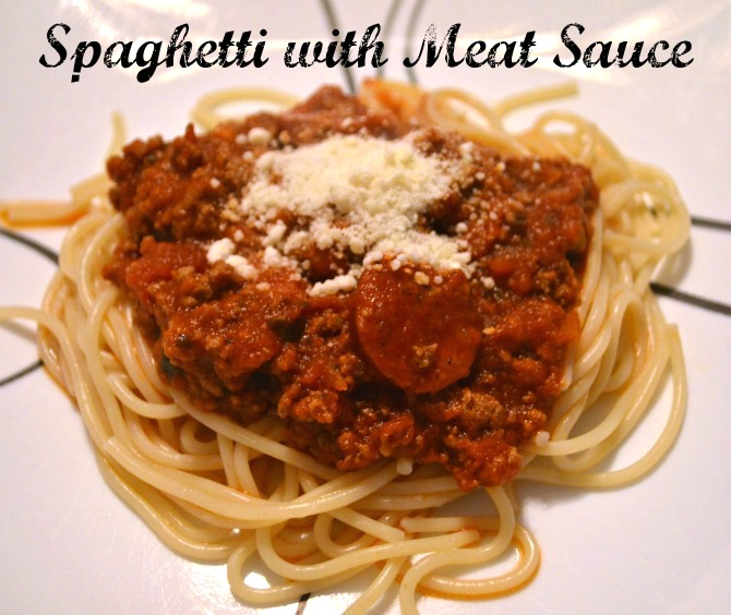 makin my own meat sauce recipes dishmaps my own meat sauce meat sauce ...