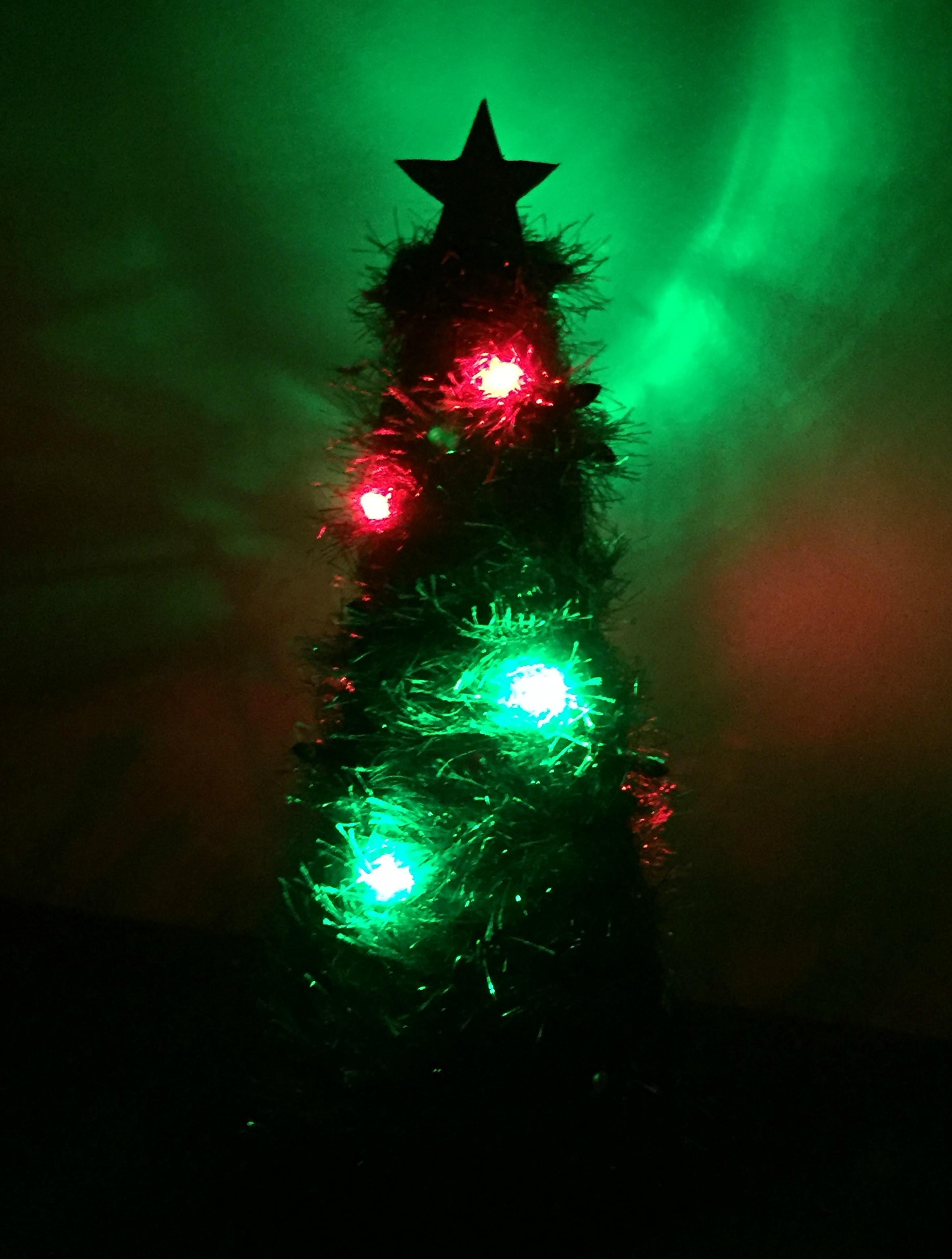 mini light up christmas tree - Light Up Christmas Tree