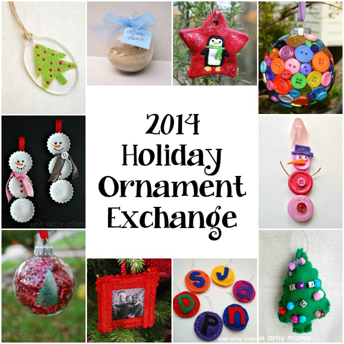 2014 Holiday Ornament Exchange