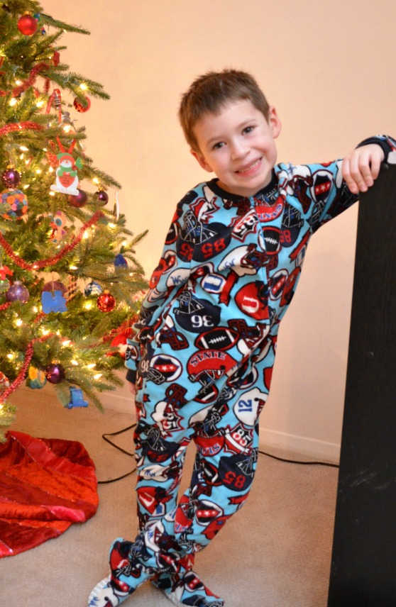 Amy Latta Creations: Our Pajama Tradition: Joe Boxer