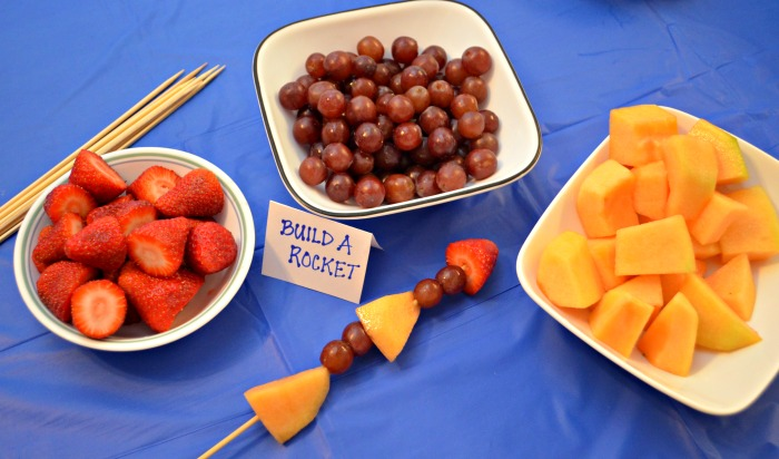 Rocket Fruit Sticks Fruit Rockets