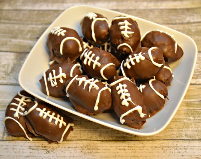 Football OREO Cookie Balls