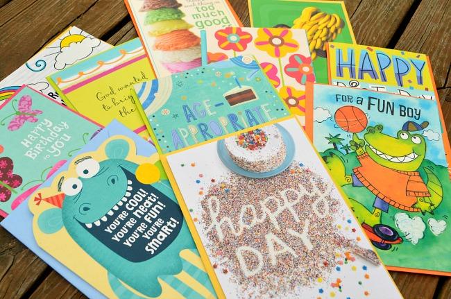 birthday smiles sprinklesinspired card and gift idea  one artsy, Birthday card