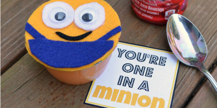 """One in a Minion"" Craft"