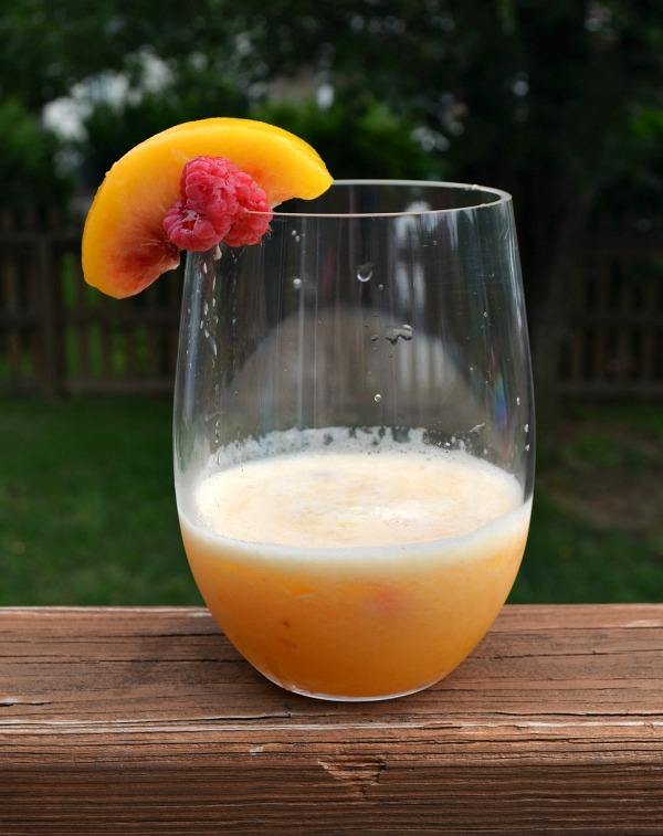 "Amy Latta Creations: ""Me Time"" & Peach Moscato Slush"