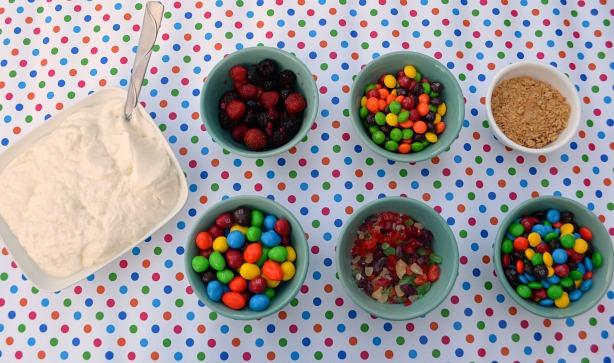 Yogurt Toppings