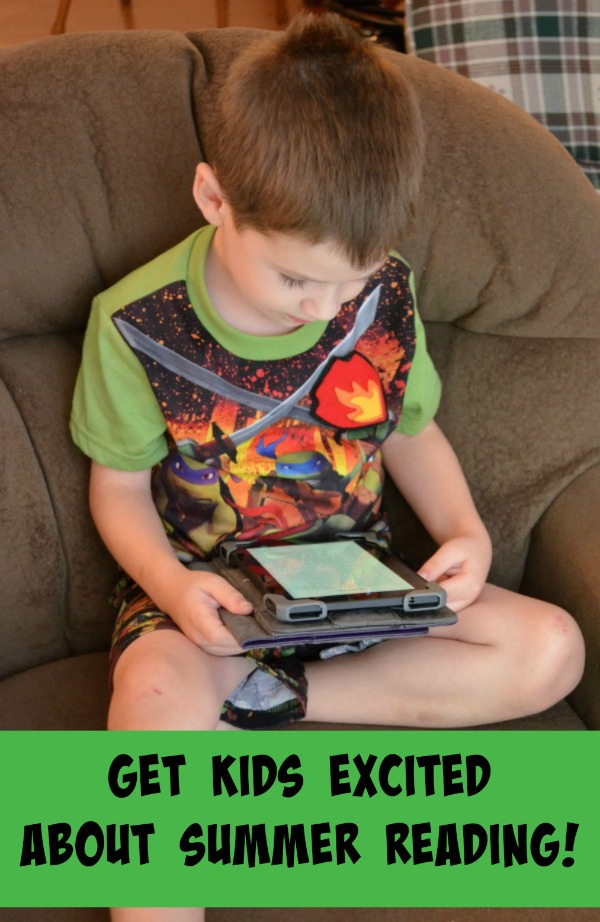5 Ways to Get Kids Excited About Summer Reading