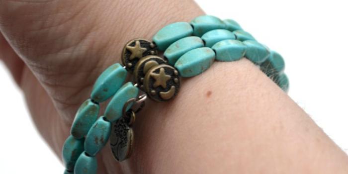 Boho Beaded Bracelet