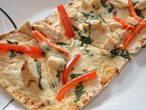 Grilled Chicken Flatbread Pizza Amy Latta Creations