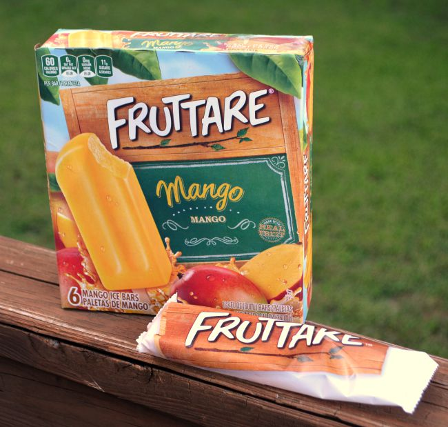 Fruttare Frozen Fruit Bars