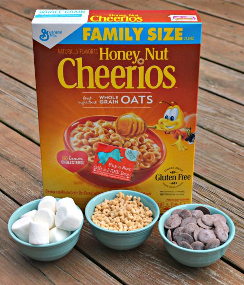 Buy a Box, Give a Free Box of Cheerios™ - Amy Latta Creations