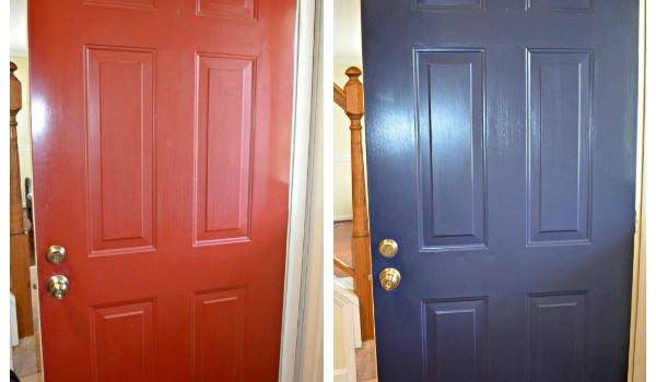 Boost Your Curb Appeal: Painting Your Front Door