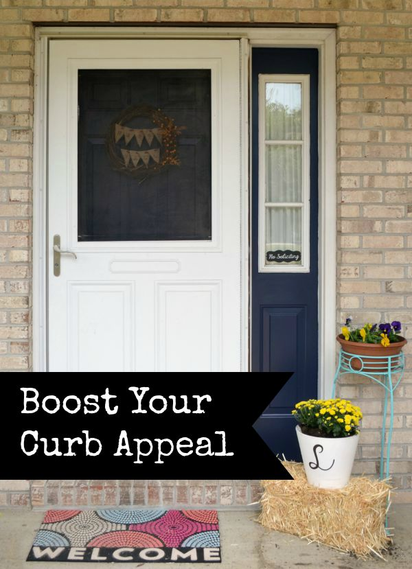 Curb Appeal: Front Door Paint