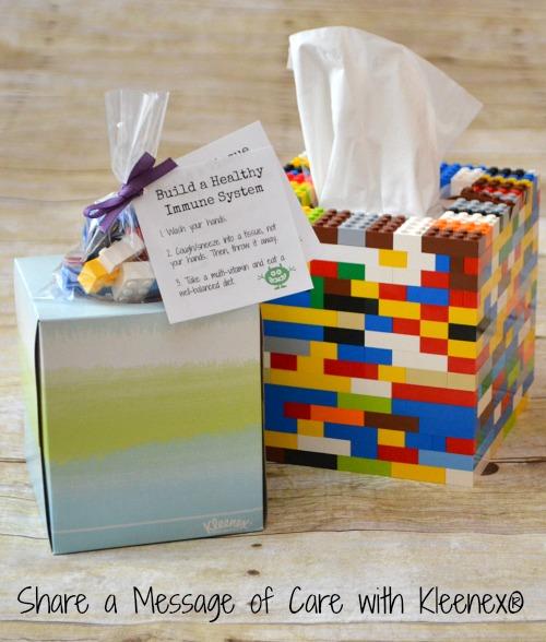 Share Care with Kleenex Brand