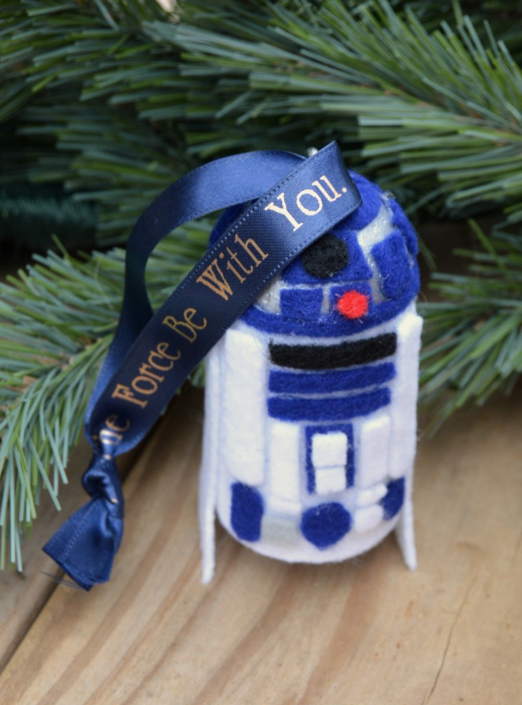 R2-D2 Christmas Ornament