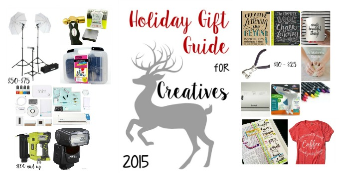 Gift Guide for Creatives