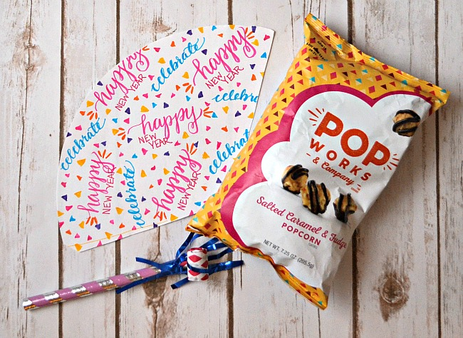 Popcorn Party Favors