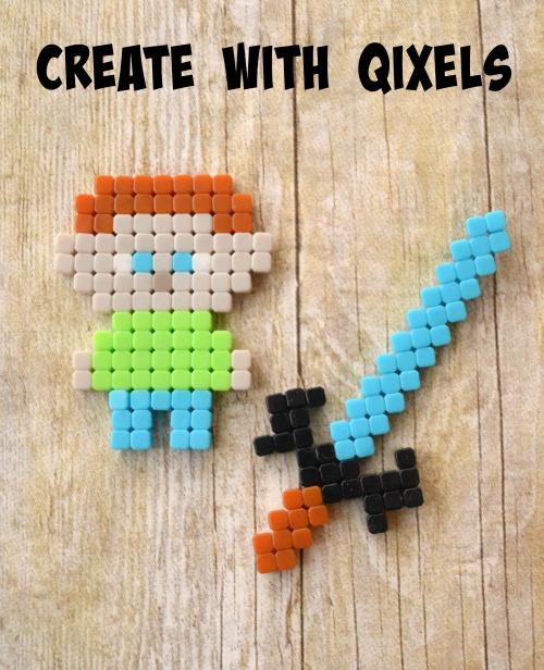 Galerry qixels design ideas