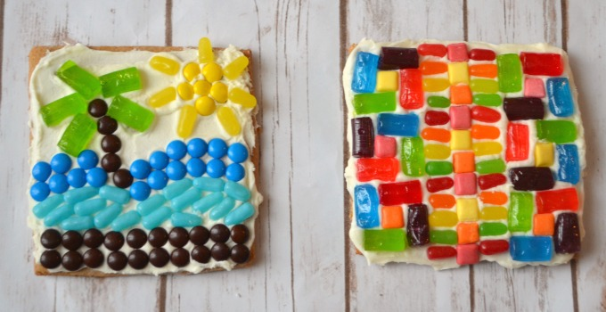 Edible Mosaic