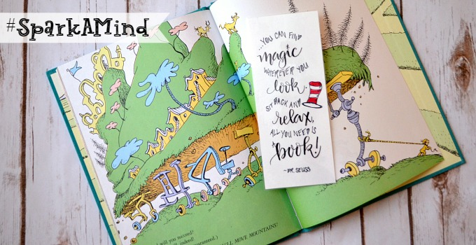 Learning Resource: Printable Dr. Seuss Bookmarks